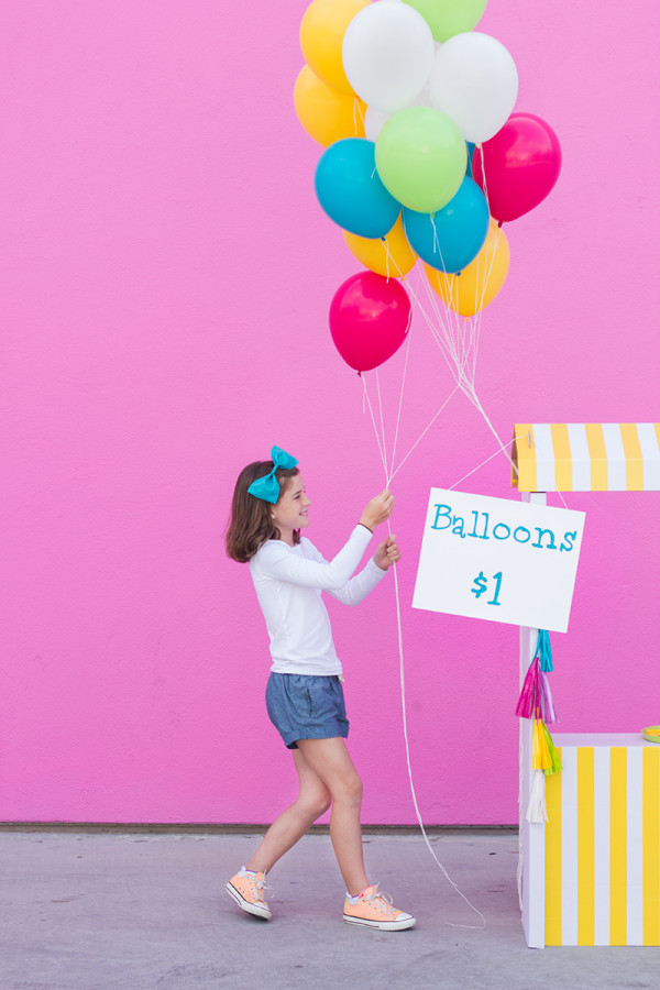 Balloon Stand for Kids