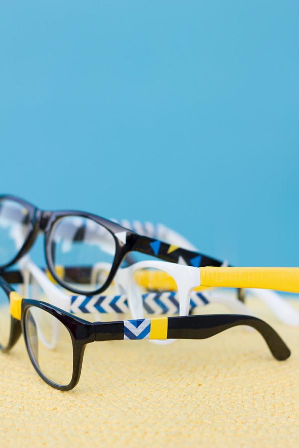 DIY Duct Tape Glasses