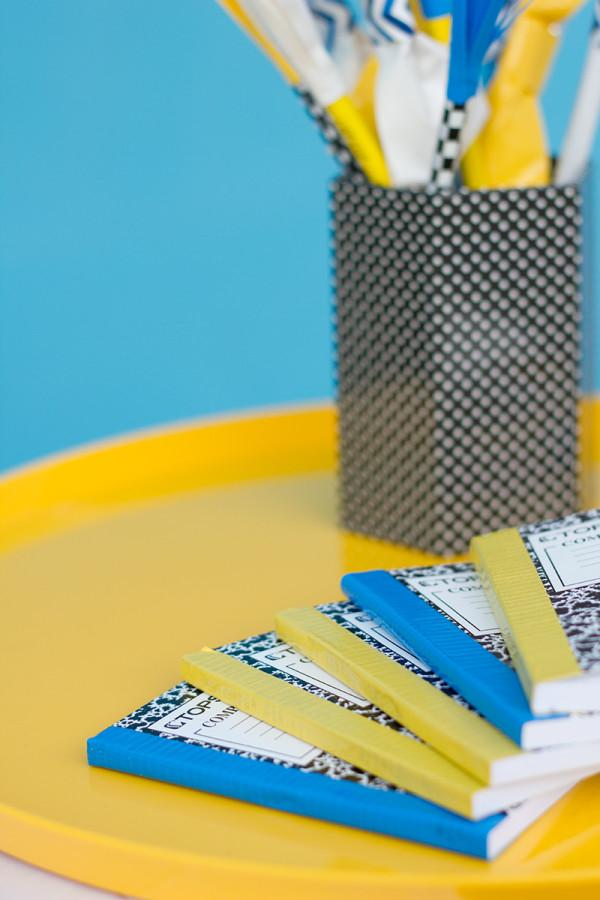 DIY Duct Tape Mini Notebooks