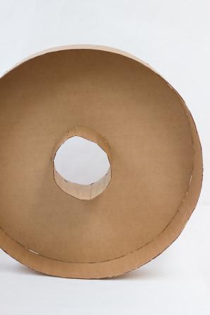 DIY Giant Donut Pinata Tutorial