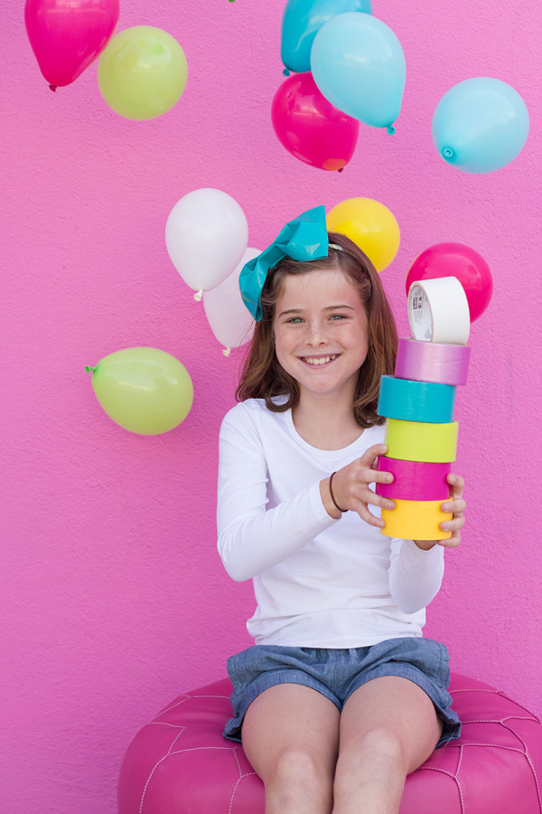 Duct Tape Balloon Crafts