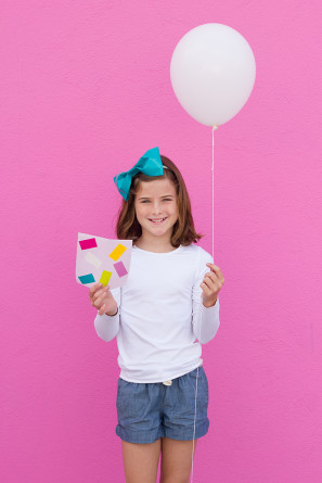 Duct Tape Balloon Stickers