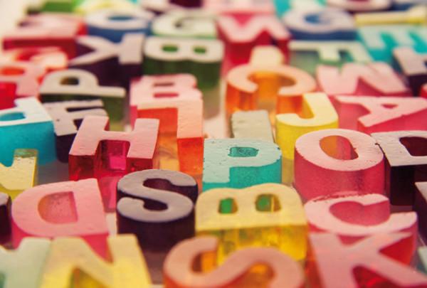 Gelatin Letters