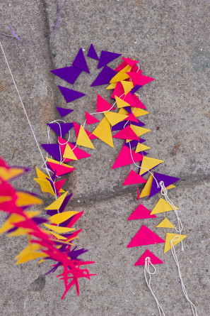 Geometric Garlands