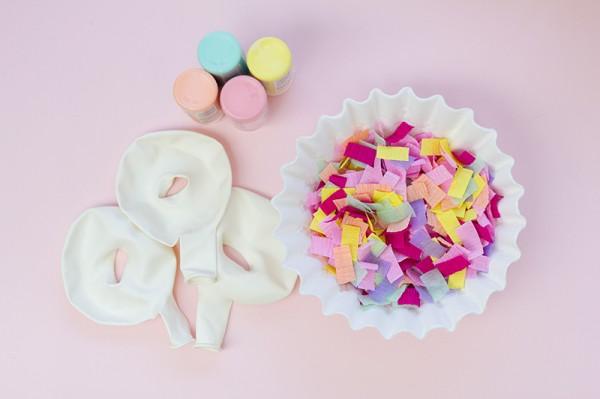 Donut Balloon Supplies