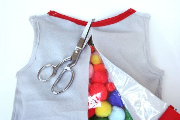 DIY Gumball Costume Step6