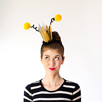 DIY Queen Bee Costume
