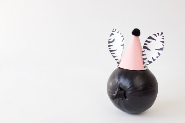 Party Animal Pumpkin DIY
