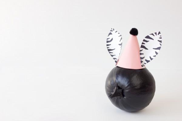 Party Animal Pumpkin DIY