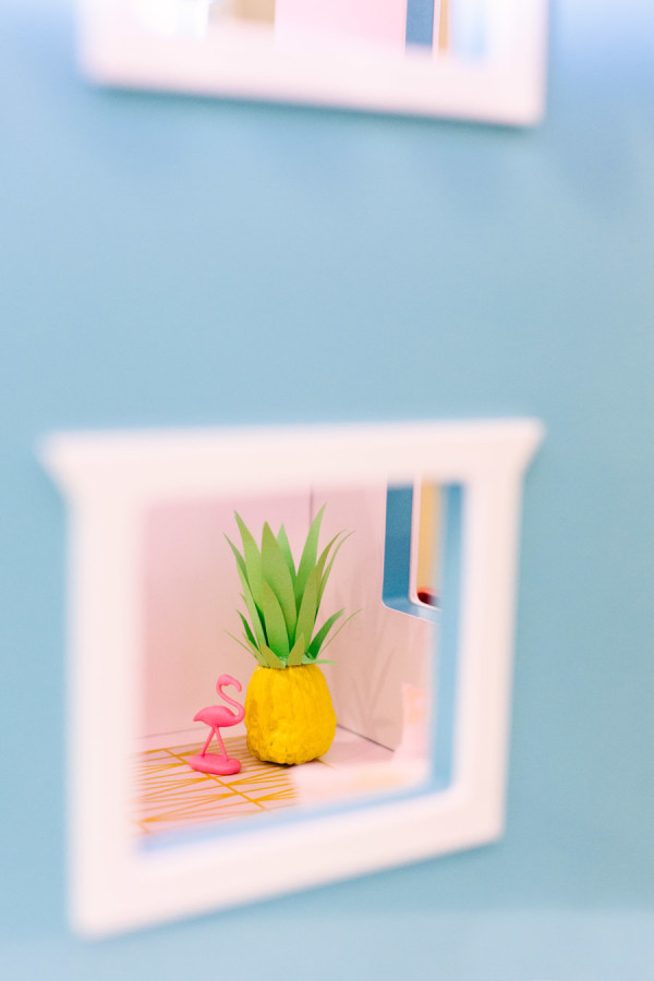 Dollhouse Pineapple