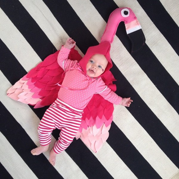 Flamingo Costume from elisejoy