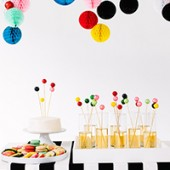 A Modern Holiday Craft Party with Martha Stewart Living!