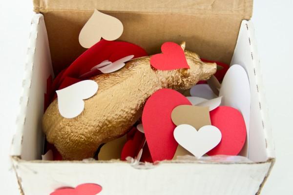 DIY Bear Hug Valentine
