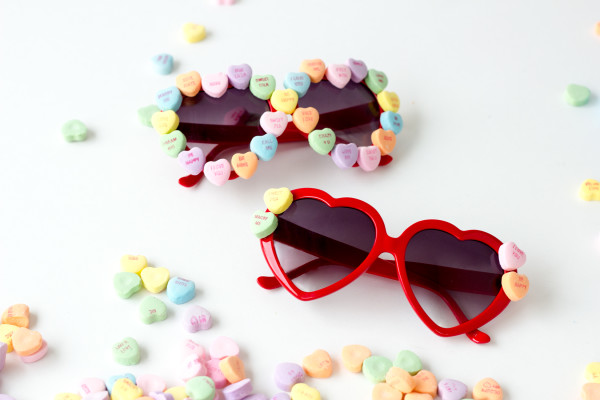 DIY Eye Candy Valentines