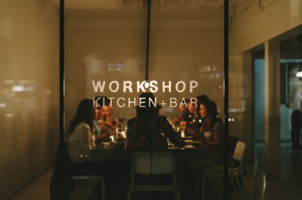 Workshop Kitchen and Bar Palm Springs