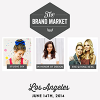 Announcing: The Brand Market Workshop – Los Angeles!