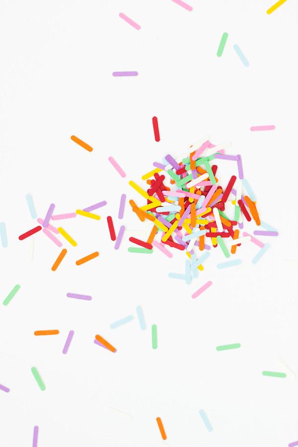 DIY Sprinkle Confetti