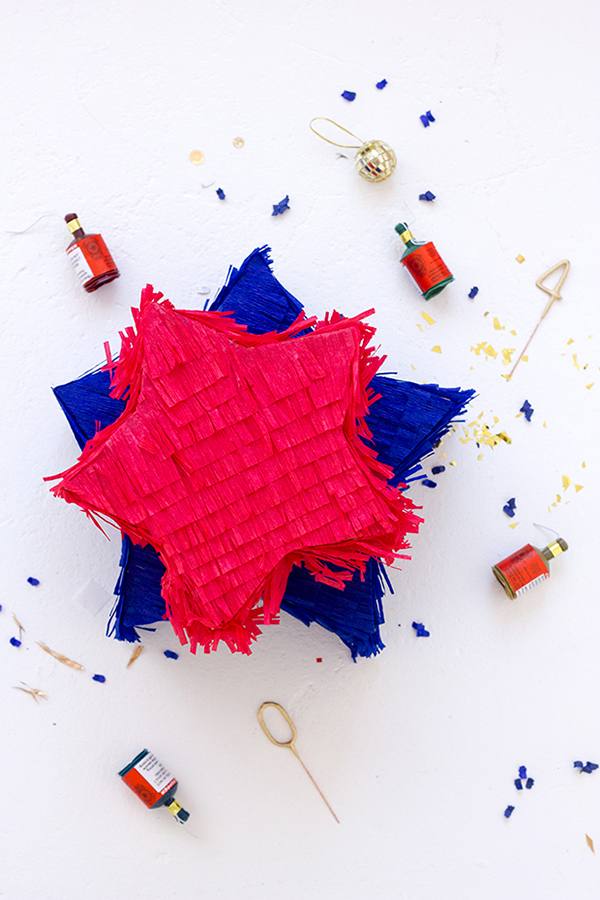 DIY Star Piñatas