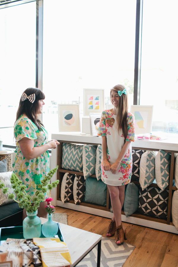 Etsy Pop-Up at West Elm LA with Studio DIY