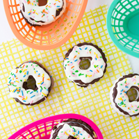 Ice Cream Sandwich Donuts