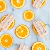 Funfetti Creamsicles
