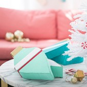 DIY Ornament Boxes
