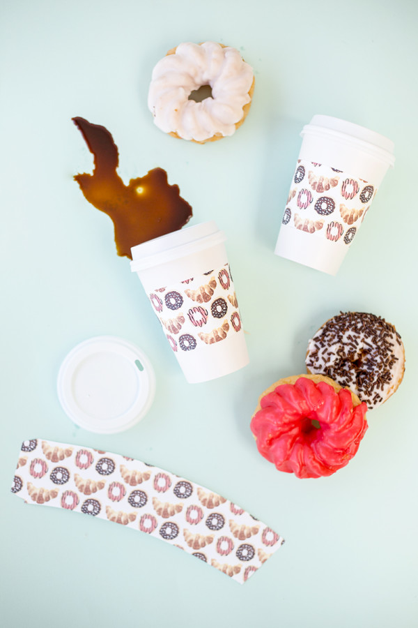 Coffee + Donuts (Free Printables!)