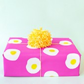 That's A Wrap: Free Printable Egg Wrapping Paper