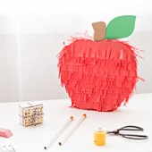 DIY Apple Piñata