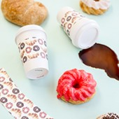 That's A Wrap! | Free Printable Coffee Sleeves