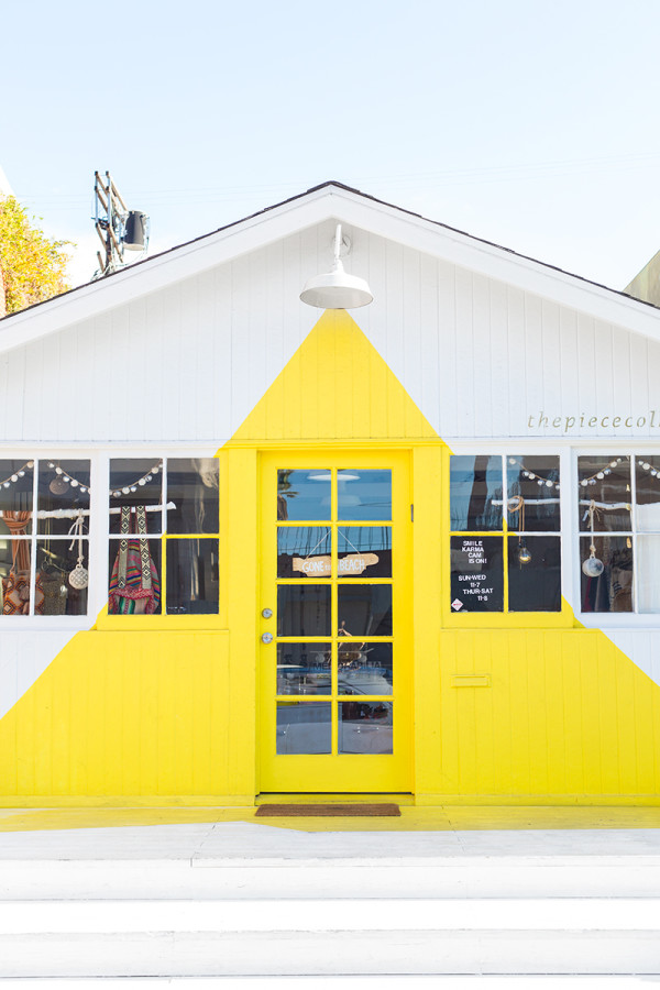 A Piece Collective - Abbot Kinney