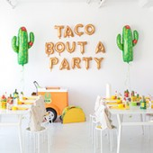 Taco Piñata Workshop Recap (+ A Giveaway!)