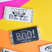 Halloween Chocolate Bar Free Printables