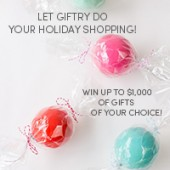 Win Your Holiday Shopping List (with Giftry)!