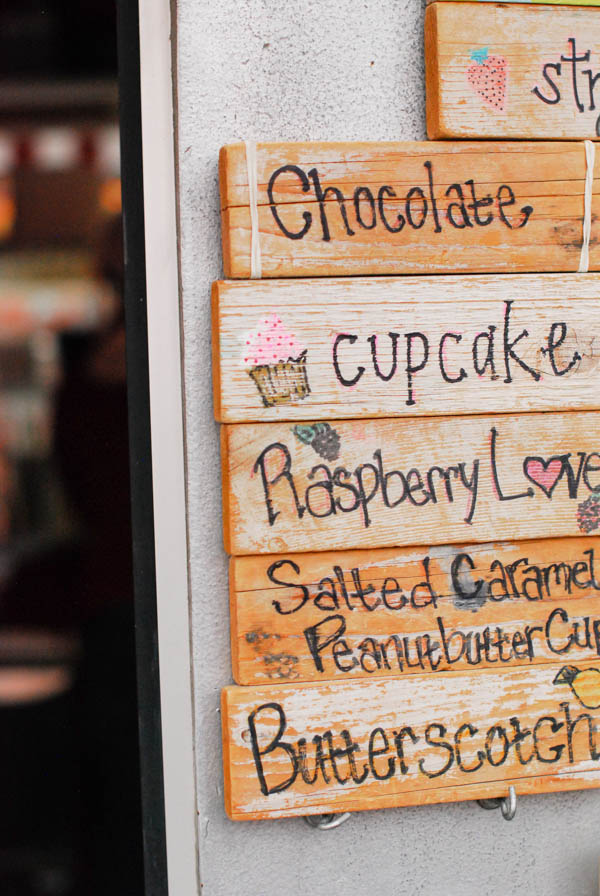 Little Man Ice Cream Shop