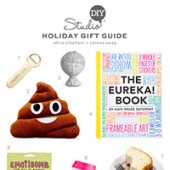 Holiday Gift Guide: White Elephant + Yankee Swap