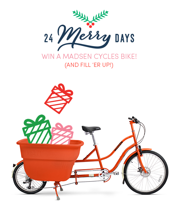 Madsen Cycles Bike Giveaway