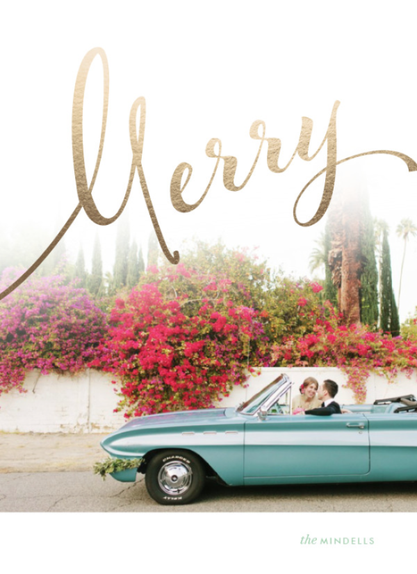 Minted Card Giveaway