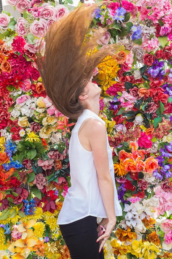 Flower Wall!