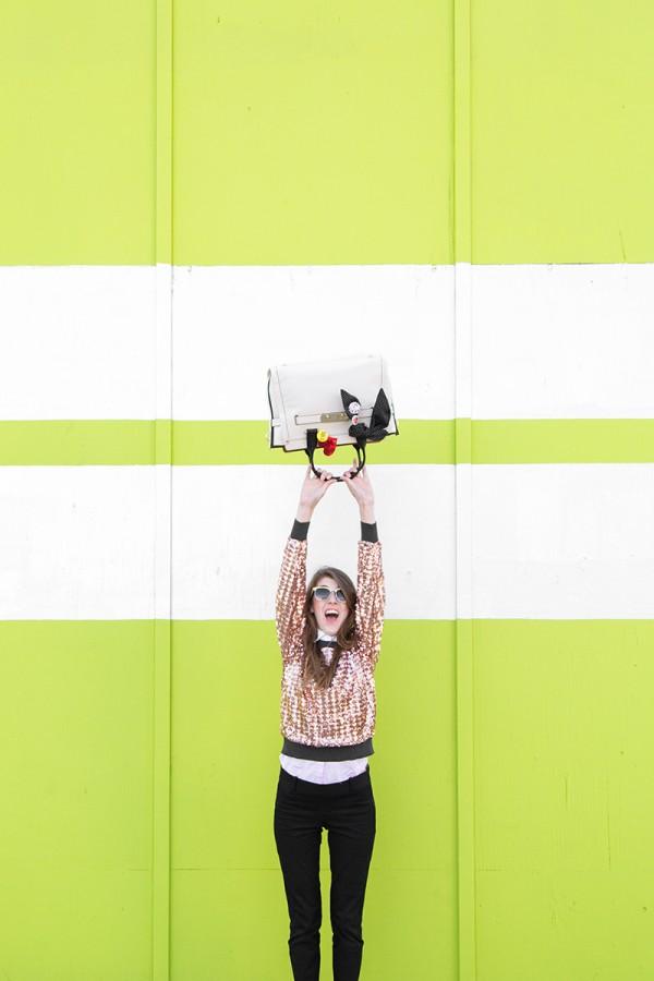 Sequins + Neon