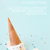 Call for 2015 Workshop Partners!