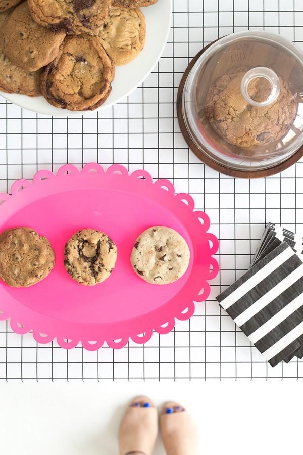 Chocolate Chip Cookie Taste Off