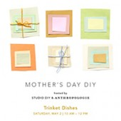 Happy Weekend + A Mother's Day DIY Event at Anthropologie!