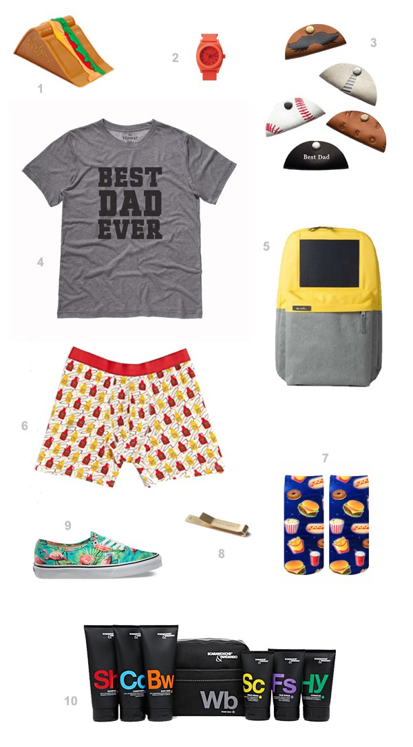 10 Rad Fathers Day Gifts for Dad