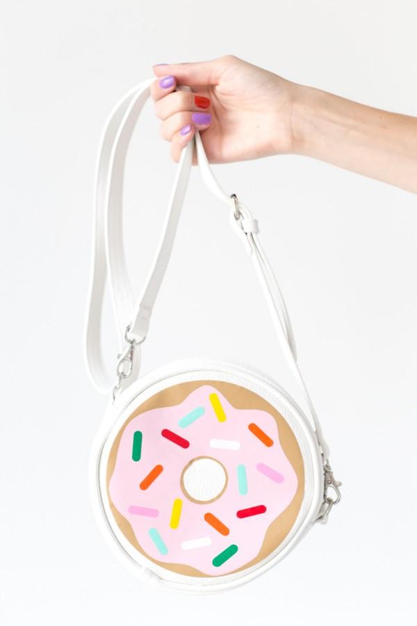 DIY Donut Purse