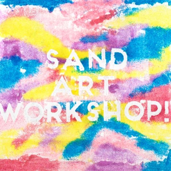 Sand Art Workshop Los Angeles