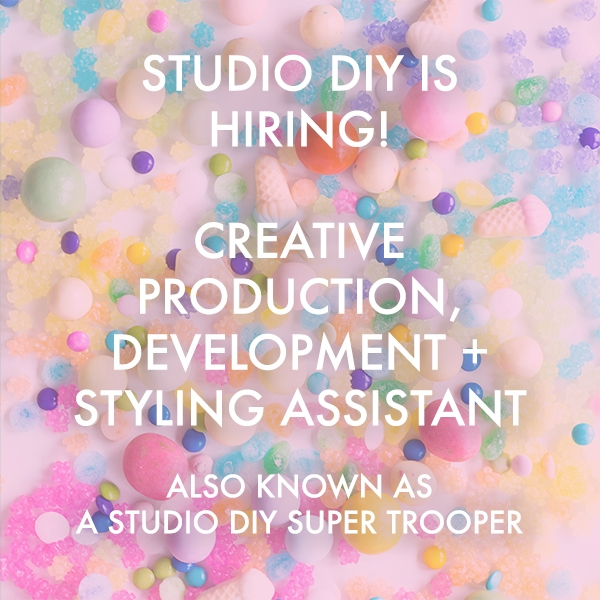 Studio DIY Hiring