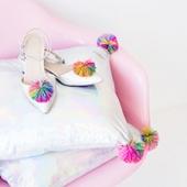 Throwback! | DIY Koosh Ball Pillows