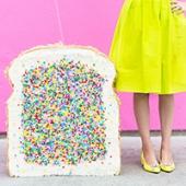 DIY Fairy Bread Piñata