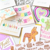 Gifts For Your Besties! | A Year in Snail Mail Giveaway!!!!